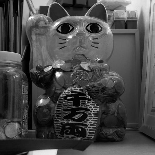 1996012-招き猫