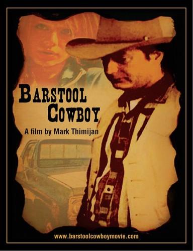 Barstool Cowboy DVD/Poster Art