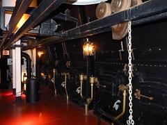 HMS Warrior boiler room (alanaplin) Tags: ships portsmouth hmswarrior
