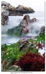 playa de moniello (Gabriel Fotografía) Tags: españa naturaleza art nature photo spain europe foto arte shot pentax earth asturias fotografia tierra pantax pentaxk10d worldsartgallery objetivosigms105mm pentax55200mm