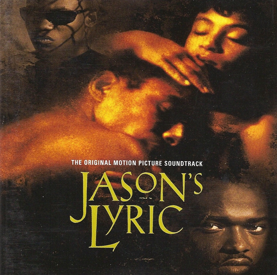 (1994) Jasons Lyric (OST) @320 with Cover Art! (Inert01)