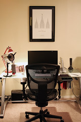My Workspace (Cameron Moll) Tags: workspace homeoffice