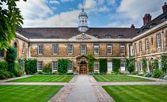 Trinity Hall - Cambridge