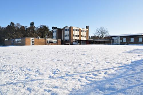 Orton Longueville School. Orton Longueville