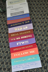 Web 2.open name tag