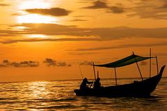 tanjung piandang sunset.. (7wonders07) Tags: with sony tanjung a550 piandang