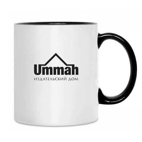 Кружка издательства UMMAH