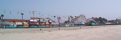 Santa Cruz Beach Boardwalk (Jacob Gregory Van Cleave) Tags: california santa beach cruz boardwalk