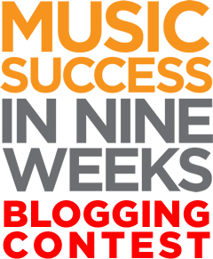 Music Success in Nine Weeks Blogging Contest