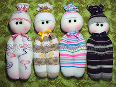 .:. Meninas Meia .:. (Bonecos de Pano .Com) Tags: sockdoll bonecodemeia meninameia bonecameia