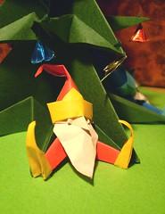 Gnomo 3 (Nocciola_) Tags: origami gnomo scalambra