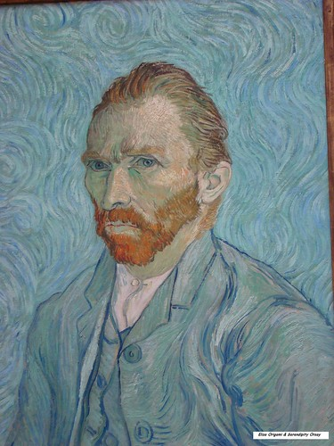 Autorretrato de Van Gogh en Orsay, Elisa N Diseño de Viajes