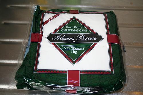 2009-11-23 - Christmas - 01 - Adams Bruce christmas cake