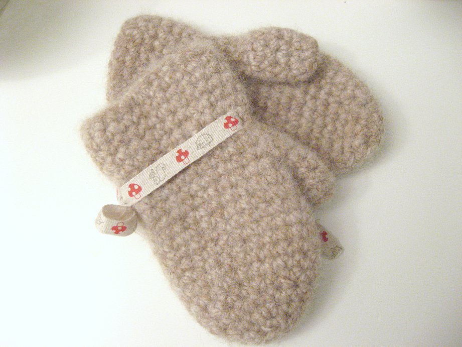 Mittens for toddler