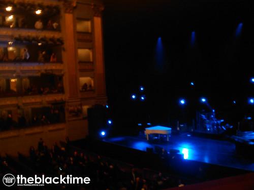 Alicia Keys en el Teatro Real (Madrid)