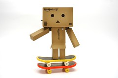 look at me (kingkong21) Tags: danbo revoltech