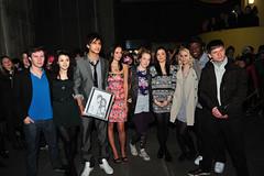 25/01/2010 - Skins Premiere @ BFI Southbank (1254) (justin_ng) Tags: uk london skins southbank premiere bfi olliebarbieri jackoconnell kayascodelario lukepasqualino lilyloveless lisabackwell kathrynprescott meganprescott marveillelukeba