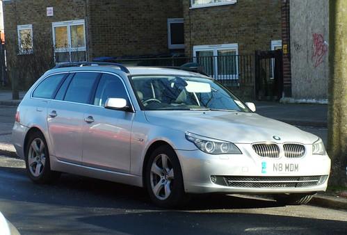 Bmw 525d. 2007 BMW 525d Touring
