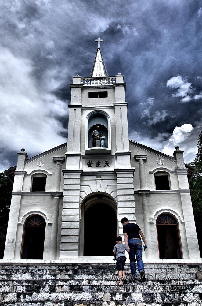 St Anne Church, BM