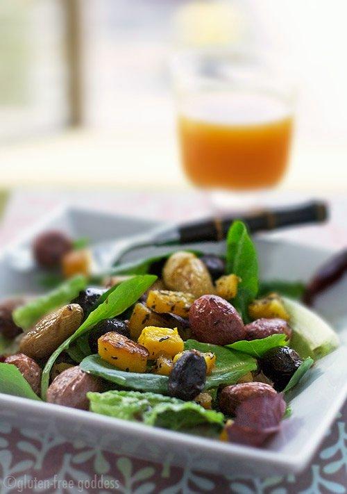 烤土豆和土豆,胡萝卜土豆,蔬菜蔬菜,胡萝卜#