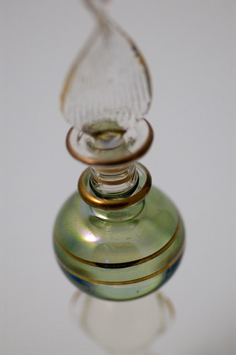 32/365 - Egyptian Perfume Bottle