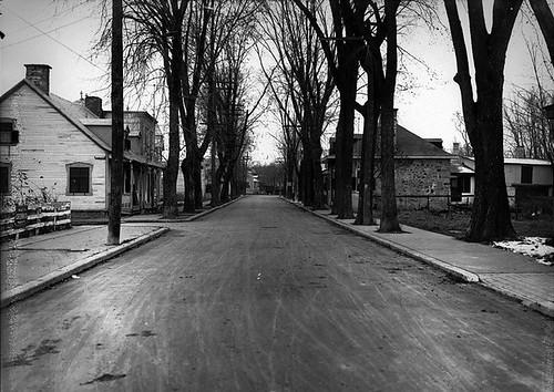 Boulevard Gouin circa 1920