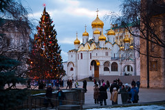 Cattedrale dell'Annunciazione (MadGrin) Tags: christmas tree russia christmastree albero palazzo natale alberodinatale patriarca  cremlino exif:focal_length=50mm exif:iso_speed=400 camera:make=nikoncorporation camera:model=nikond50  exif:make=nikoncorporation exif:lens=1801050mmf3556 exif:model=nikond50 geo:state= geo:countrys=russia geo:city= palazzodelpatriarca geo:lat=55751411666667 geo:lon=37618096666667