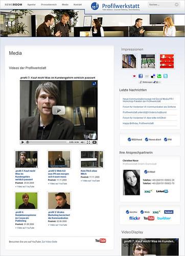 web 2.0 marketing in social media