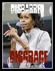 Washington's Agenda Lady (porchlife) Tags: black political michelle organizer progressive firstlady reformer fingerpointing disgraced bigspender disbarred mrsbarackobama socialistmarxist
