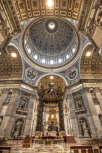 alzo gli occhi: la cupola di Michelangelo