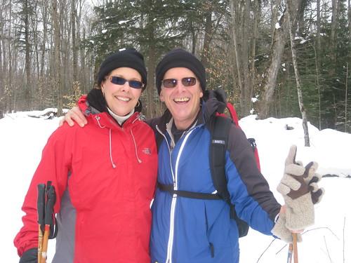 Bev Moir and Ron Foreman