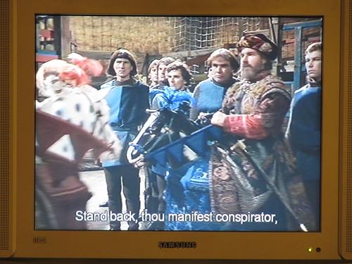 Henry VI horses 4863