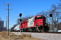 The Patrol (The Mastadon) Tags: road railroad chicago train illinois midwest rail railway trains il transportation locomotive railroads chicagoland douchebag flatlander midwestern