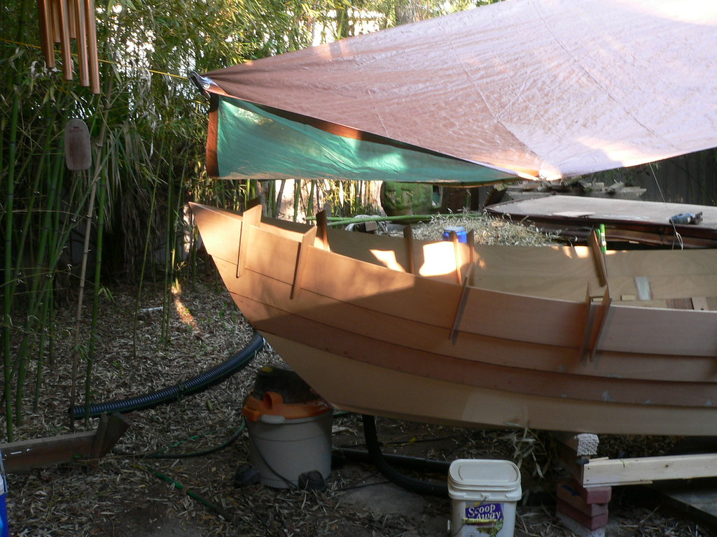 New Build Simmons Sea Skiff 18 Archive The Woodenboat Forum Wiring Diagram Advice For Small Boat Page 1 Iboats Boating