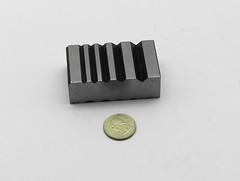 Steel Forming Block - 1-1/2 Inch x 2-1/2 Inch x 15/16 Inch