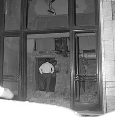 MacDonald House Lift Lobby, 1965