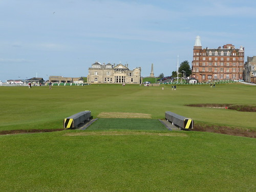 Old Course with R&A
