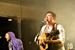 Mumford & Sons at the Queen's Hall, Edinburgh, from Flickr