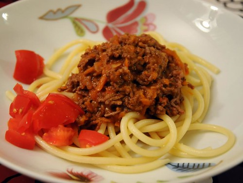 bolognese-celeriac