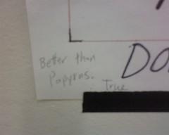 Better than Papyrus. True
