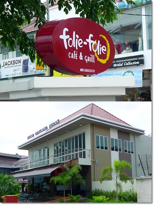 Folie Folie Cafe & Grill @ Ipoh