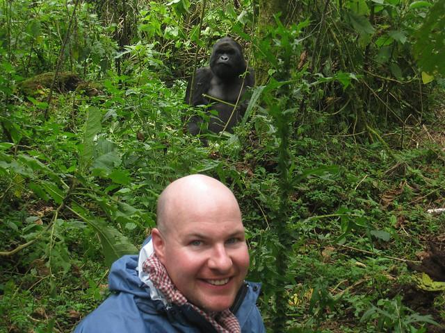 career break travel adventures in Rwanda