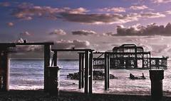 Apocalyptic Pier, Brighton