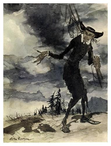 023-Peer Gynt  a dramatic poem - Arthur Rackham