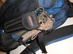Step 19B: LED w/ refractor bar (theCelestrian) Tags: light thenorthface hiking led backpacks backpack climbingrope biners hikinggear survivalgear medkits hikingloadouts hikingpreparation parachord 500lbtestrope hikingdaypack