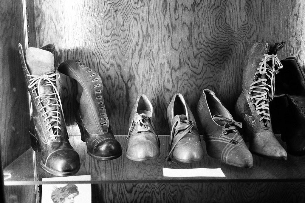 Victorian Booties