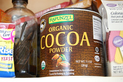 Rapunzel organic cocoa powder