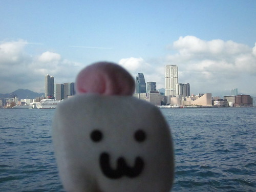 Visiting Hong Kong!