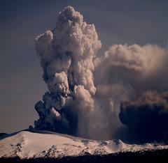 Eyjafjallajokull Iceland Volcano