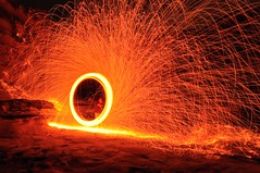 Buzz Saw of Death (Michael.Sutton) Tags: longexposure orange lightpainting angel night buzz fire death michael saw crazy rocks flickr photographer australian free tokina explore backgrounds coastline lighttrails disc sparks spark grinder sutton kurnell digg wirewool d90 diggnation twitter sutherlandshire explored sutto freewallpaper freebackground 1116mm michaelsutton lightjunkie sutto007 lightpaintingphotography wallpapersfree fotographylife fotographylifecom dangerousdads michaelsuttonphotographycom michaelsuttonphotography mns007gmailcom suttocom